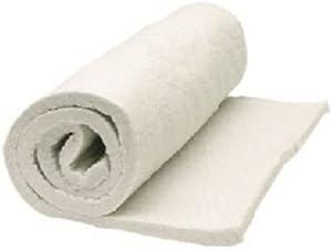 "1"" Ceramic Insulation Blanket for QuadraFire Wood Stoves, & More. 31"" x 24"" x 1"""