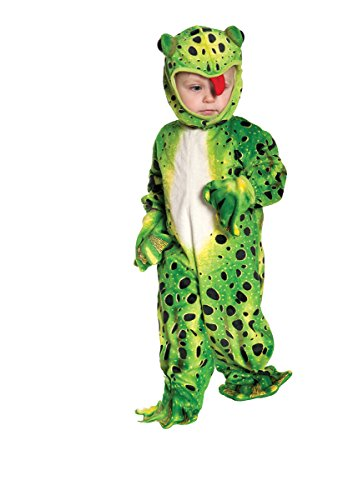 [Underwraps Costumes Baby's Frog, Green/Black, Large] (Halloween Tree Costume)