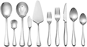 Free Silverware Set Service for 8