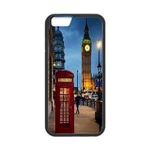 Custom LiuXueFei Phone caseLondon Big Ben For Apple Iphone 5 5S Cases -Style-7