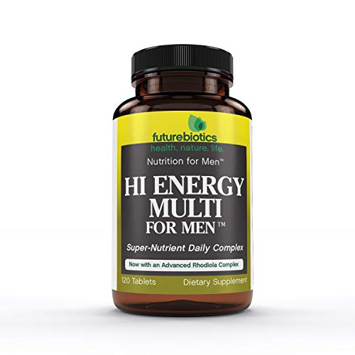 Futurebiotics Hi Energy Multi for Men Tabs, 120 ()