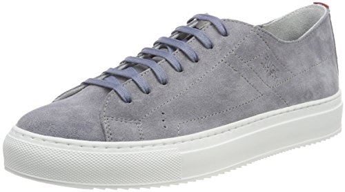 Gris Basses Greenwich Hugo Medium Femme Cut Low 036 Grey Sneakers s HZRPq