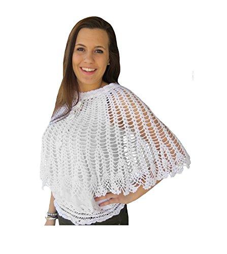 Hampton Crochet en INTHERMAX Cape Dentelle Tricot Trw7qPnxT