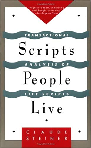 Buy Scripts People Live: Transactional Analysis of Life
