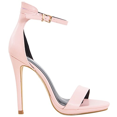 Toocool Toocool Rose Mules Mules Femme Femme PzBwO