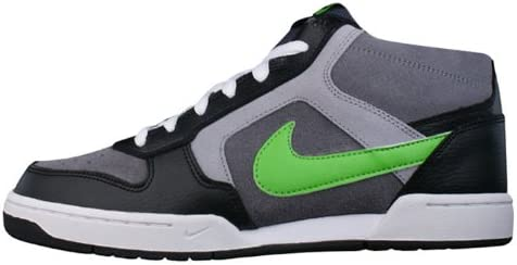techo Cúal Deshacer  Nike Renzo Mid Mens Grey/Apple/Black 6 UK UK: Amazon.co.uk: Shoes & Bags