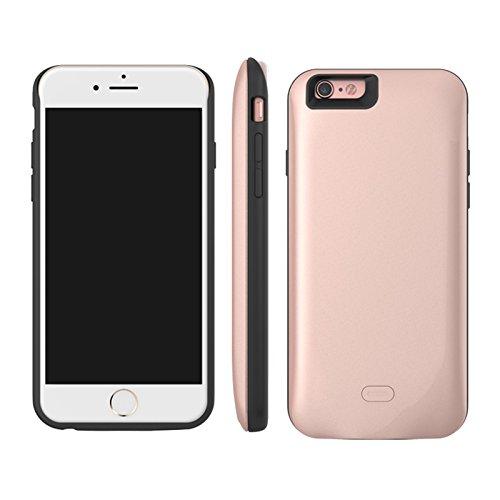 iPhone 6 / iPhone 6s 4.7 Inch Funda Batería, 2600mAh ...