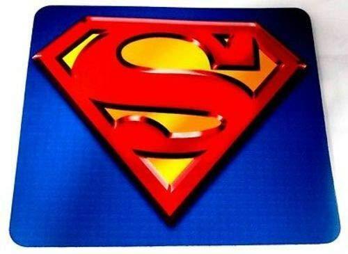 Superman Super Man Comic NEW Hero High Color Mouse Pad PC Mousepad Gift MOU-0040