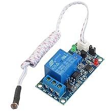 GEREE DC 12V Car Led Light Control Photoresistor Plus Relay Module Light Detection Sensor