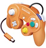 Official Nintendo Orange Classic Gamecube Controller (Japan Import)