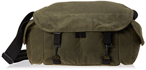 Domke Heritage Shoulder Bag Camera Case, Green (700-02M) (Domke Canvas Camera Bag)
