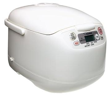 zojirushi ns myc18 micom fuzzy logic 10 cup rice cooker and warmer rh amazon ca zojirushi rice cooker ns myc10 manual Cooker Rice Zoijurushi
