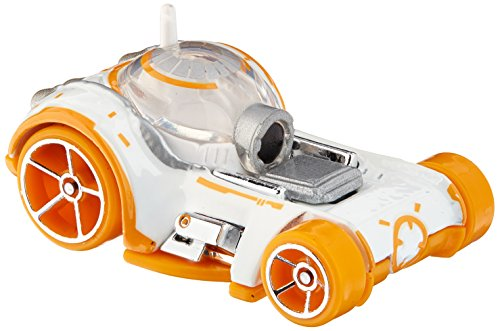 Hot Wheels Star Wars BB-8 Character Car
