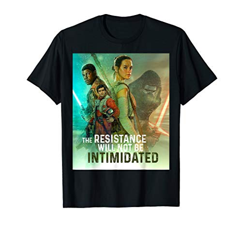 Star Wars Celebration Mural The Force Awakens Poe T-Shirt