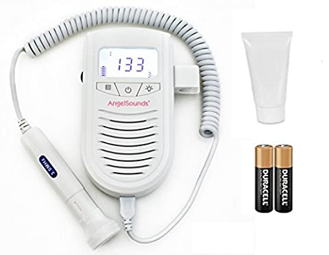 Fetal Doppler Monitor as Pregnancy Gifts for New Moms - Unborn Baby Heartbeat Monitor Sonoline for Fetal Heart Rate Monitor - Must Have Items in Baby Registry - Fetal Doppler