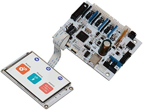Geeetech Open Source GTM32 Mini Control Board Touch Screen Combo ...