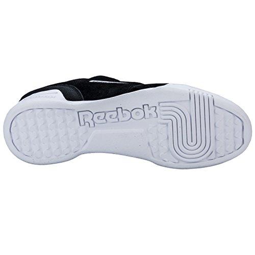 Reebok Herren-Sportschuhe Workout Plus Reflect, schwarz