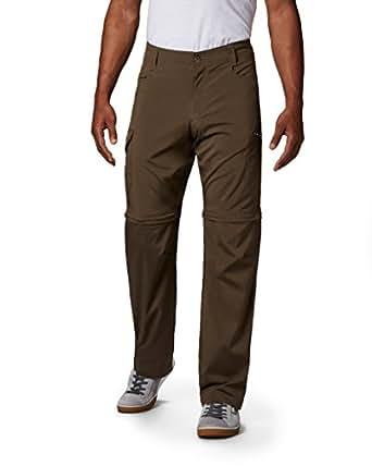 "Columbia Men's Silver Ridge Stretch Convertible Pants, 38"" x 32"", Major"