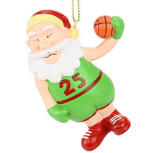 Tree Buddees Air Santa Basketball Christmas