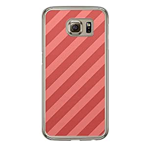 Loud Universe Samsung Galaxy S6 Love Valentine Printing Files A Valentine 79 Transparent Edge Case - Pink