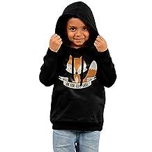 Toddler Oh For Fox Sake Hooded Sweatshirt