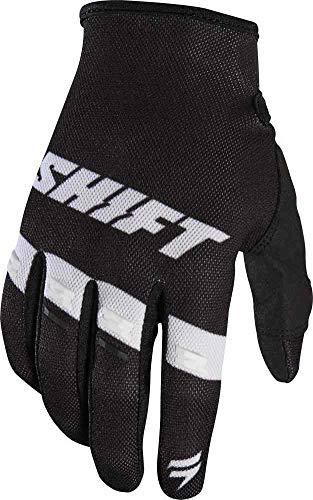 (2017 Shift White Label Air Gloves-Black/White-XL)