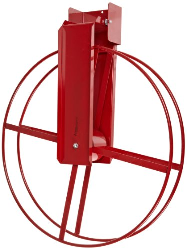 Moon American 1431-3 Standard Fire Hose Reel, Steel, for 1-1/2
