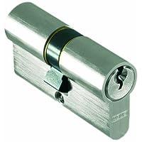 ABUS 1054 Profilzylinder C 73 N 30/30 SB nach DIN V 18254 Klasse 2, inklusiv 3 Schlüssel