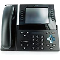 Cisco Slimline Handset IP Phone CP-9971-CL-K9 (5.6 Display, POE, Requires Cisco Communications Manager)