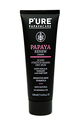 Pure Papayacare Vapour Balm - 100% Natural Chest Rub, Clears, Warms and Soothes, with Eucalyptus & Lemon Myrtle with Paw Paw, No Petroleum, No Preservatives, 1.76 oz