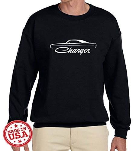 Charger Classic Outline Design Sweatshirt product image