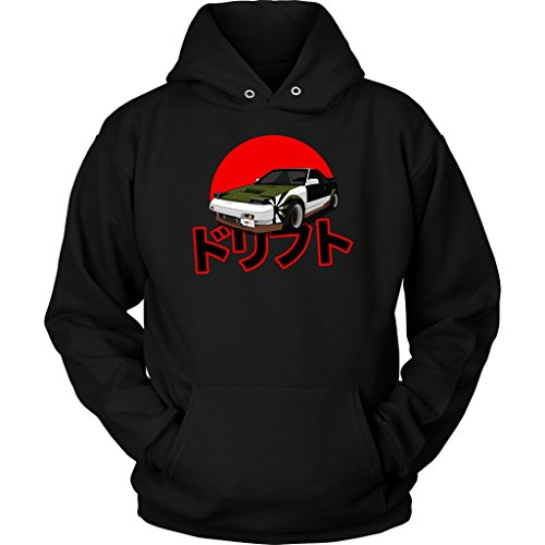 MisterTwo Toyota MR2 Drifting JDM Tuner Hoodie Sweatshirt