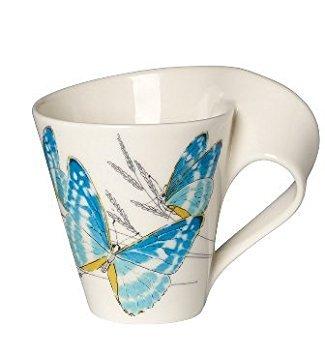 - Villeroy & Boch New Wave Cafe Morpho Cypris Mug