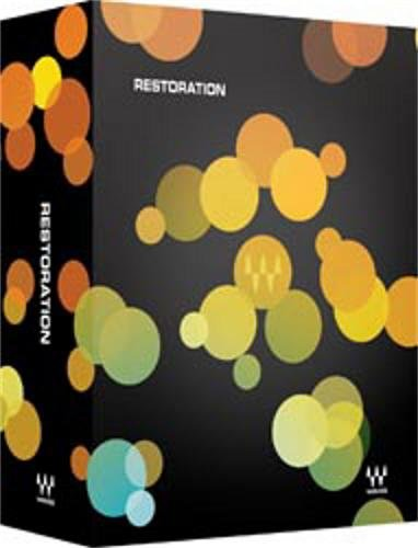Waves Restoration Plug In Bundle (Pro Tools TDM)