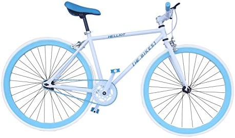 Helliot Bikes Fixie Soho H02 Bicicleta Urbana, Unisex Adulto ...