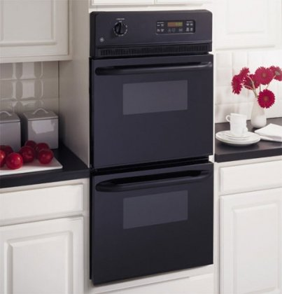 24 black wall oven - 4