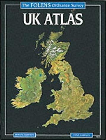 Folens/Ordnance Survey UK Atlas