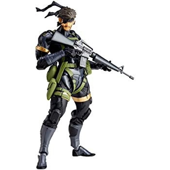 Kaiyodo Revoltech Yamaguchi #131: Metal Gear Solid: Peace Walker Snake Action Figure