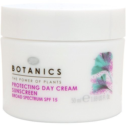 BOOTS Botanics Age Defense Protecting Day Cream SPF15 (15 Lotion Body Spf Scented)