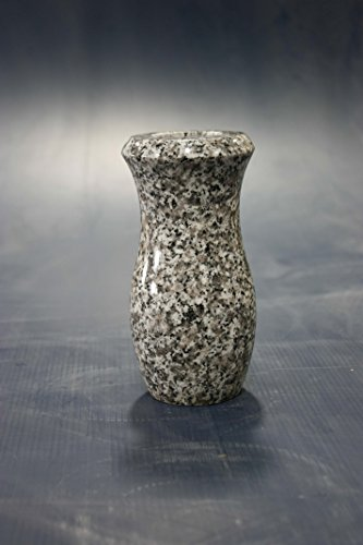 - 7x4-D Plum Rose Granite Monument Vase Cemetery Tombstone Headstone Gravestone Flower Memorial Company Prices head stones