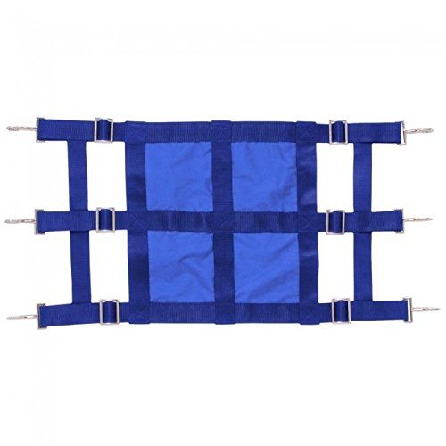 Tough-1 Royal Blue Solid Center Stall Guard Horse Tack 72-3031