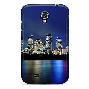 Cute High Quality Galaxy S4 Sydney Silky Reflection Case
