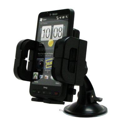 (Adjustable Car Windshield Mount for LG Optimus S LS670)