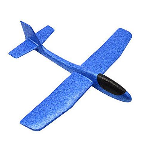 Pawaca ゴム動力 模型 飛行機 慣性泡 航空機 EPPフォーム 手投げ グライダー 指先鍛え 玩具 飛行機 モデル 組み立て簡単 携帯便利 野外 おもちゃ お子供へのプレゼントに最適