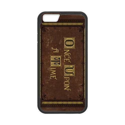 the Case Shop- Once Upon A Time TV Show TPU Rubber Hard Back Case Silicone Cover Skin for iPhone 6 4.7 Inch , i6xq-479