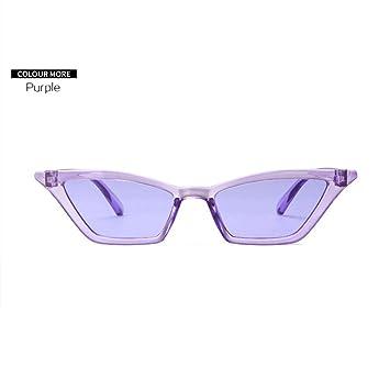 ZHOUYF Gafas de Sol Cat Eye Sunglasses Mujeres Marca De Lujo ...
