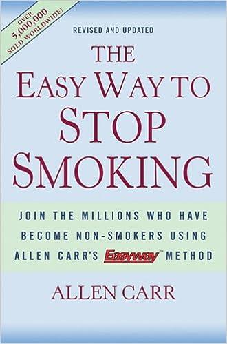 Allen Carr's Easyway To Stop Smoking Audio Book Download