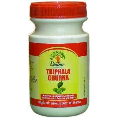 how to make triphala churna at home