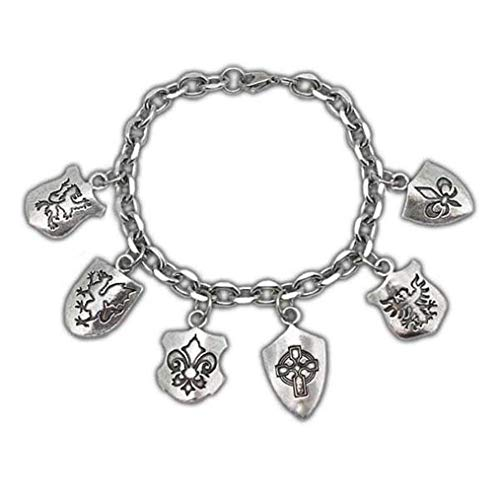 Harry Dresden's Shield Bracelet from The Dresden Files by Jim Butcher, Officially Licensed Jewelry (7)
