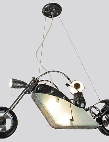 DXZMBDM® Kronleuchter - Inklusive Glühbirne - Traditionell-Klassisch / Vintage / Retro / Rustikal -Wohnzimmer / Schlafzimmer / Esszimmer / , warm white-220-240v